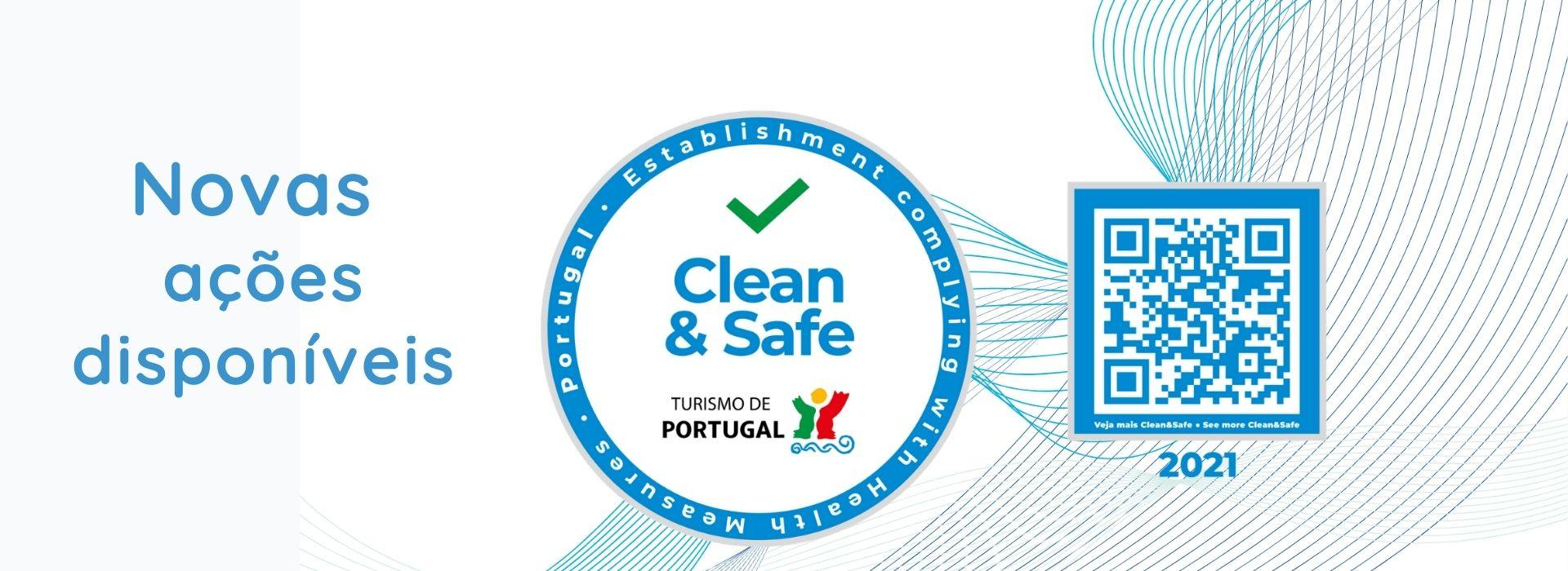 Clean and Safe - Novas ações
